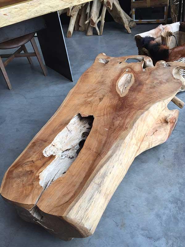 racines tables mobilier teck massif. Black Bedroom Furniture Sets. Home Design Ideas