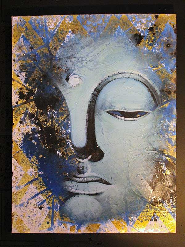 peinture-tete-boudha