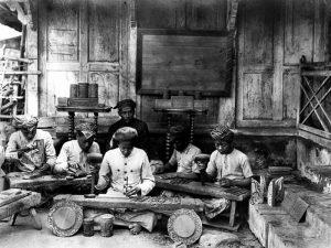 mobilier en teck de jepara indonésie