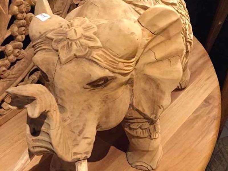 sculpture-elephant-teck